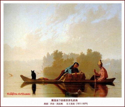 世界油画名作一百二十幅 三图片